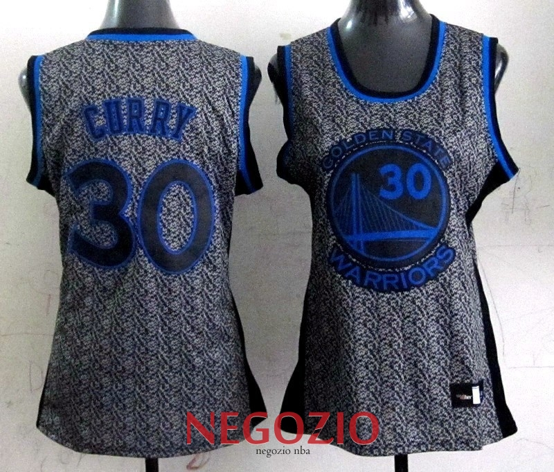 Migliori Maglia NBA Donna 2013 Fashion Statico NO.30 Stephen Curry